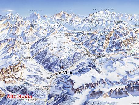 Appartments Sotbosch La Villa Alta Badia S 252 Dtirol Dolomiten Ferienwohnungen