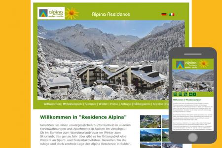 Alpina-Residence - Sulden